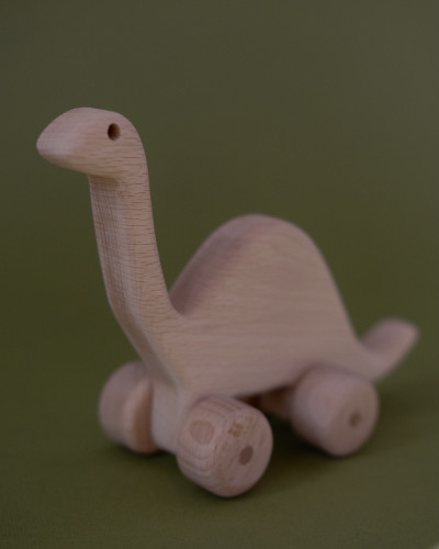 Бронтозавр Джина