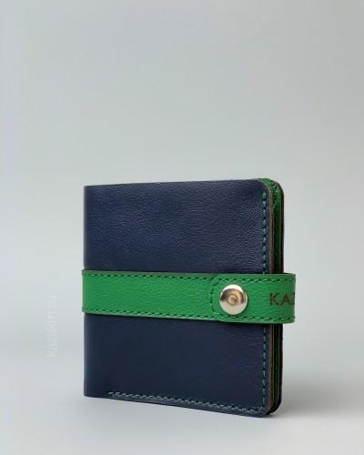 TOMAS zip • сине-зеленый
