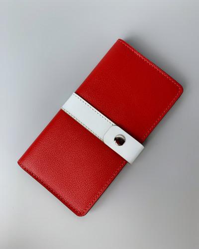 UNISEX • красный / белый