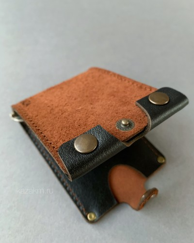 XALLY | коричневая замша